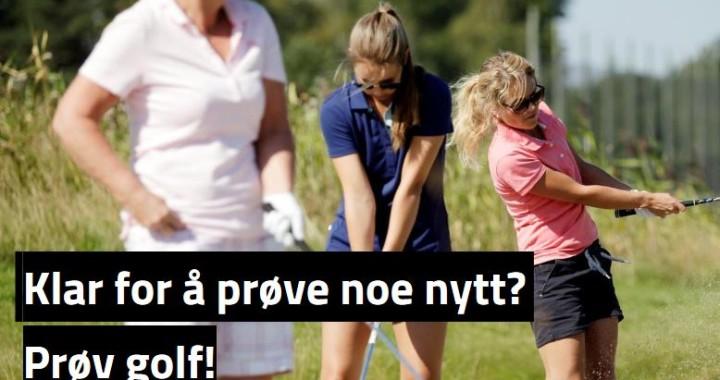 Prøv golf 2