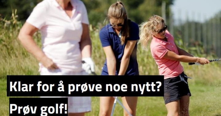 Prøv golf 3