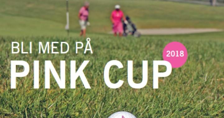 Bli med på Pink Cup 2018 - 2