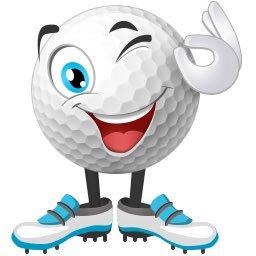 Emoji Golfball