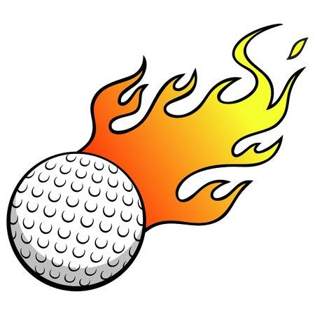 golf-ball-with-flames