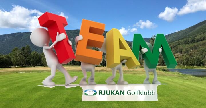 Team Rjukan Golfklubb