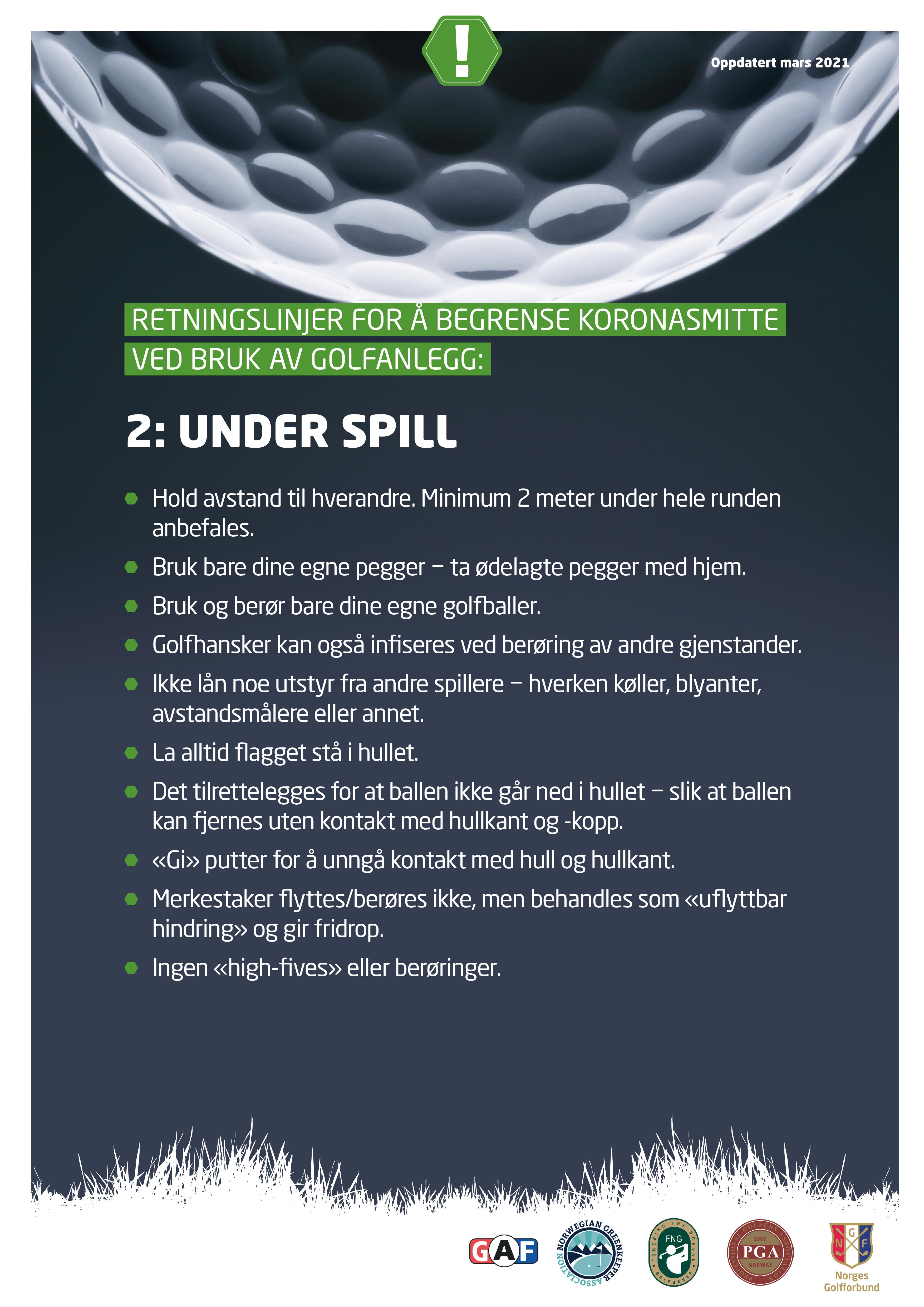 Korona 2021 - Under spill
