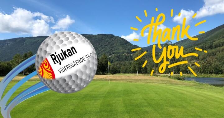 Thank you - Rjukan vgs-4