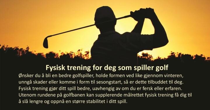 Golftrening 2021-1